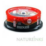 MAXELL CD-R MUSIC XL-II DIGITAL AUDIO RECORDABLE 80MIN - 25 pieces